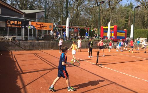 Open Dag en Rode en Oranje competitie